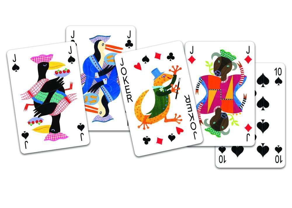 קלפים - קלאסים