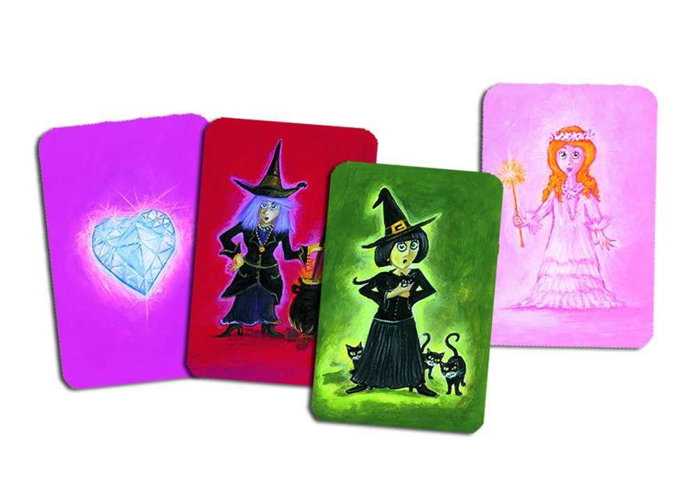 קלפים - טירות ויהלומים