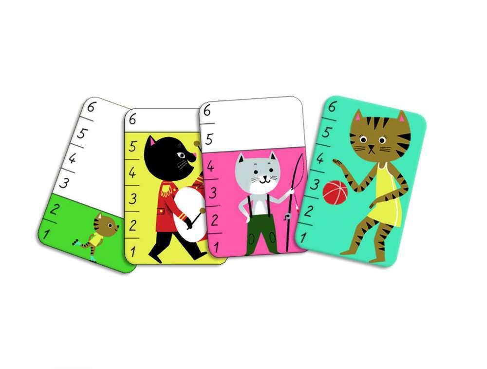 קלפים - מלחמה חתולים