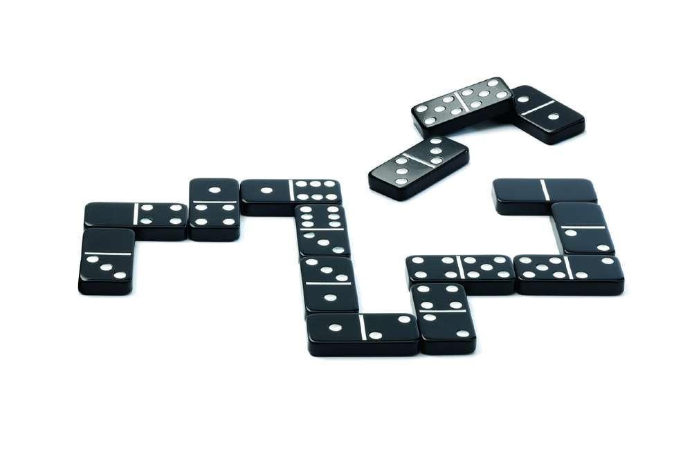 משחקים קלאסיים - דומינו