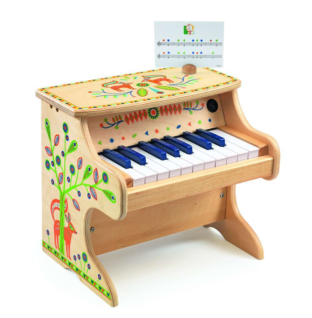 כלי נגינה - פסנתר אלקטרוני