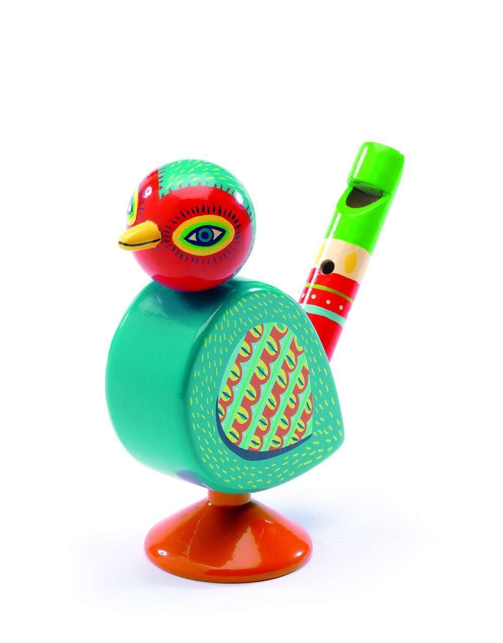 כלי נגינה - משרוקית ציפור