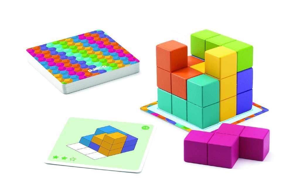 משחקי מחשבה - קוביסימו